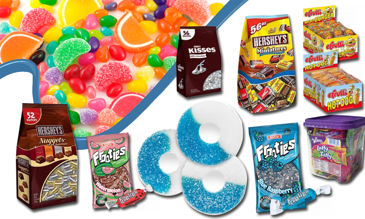See all Prepaid Candy