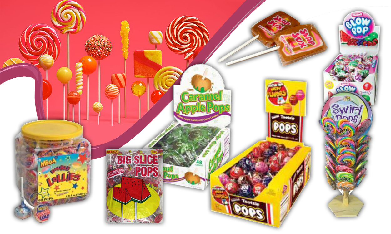 See all Lollipops