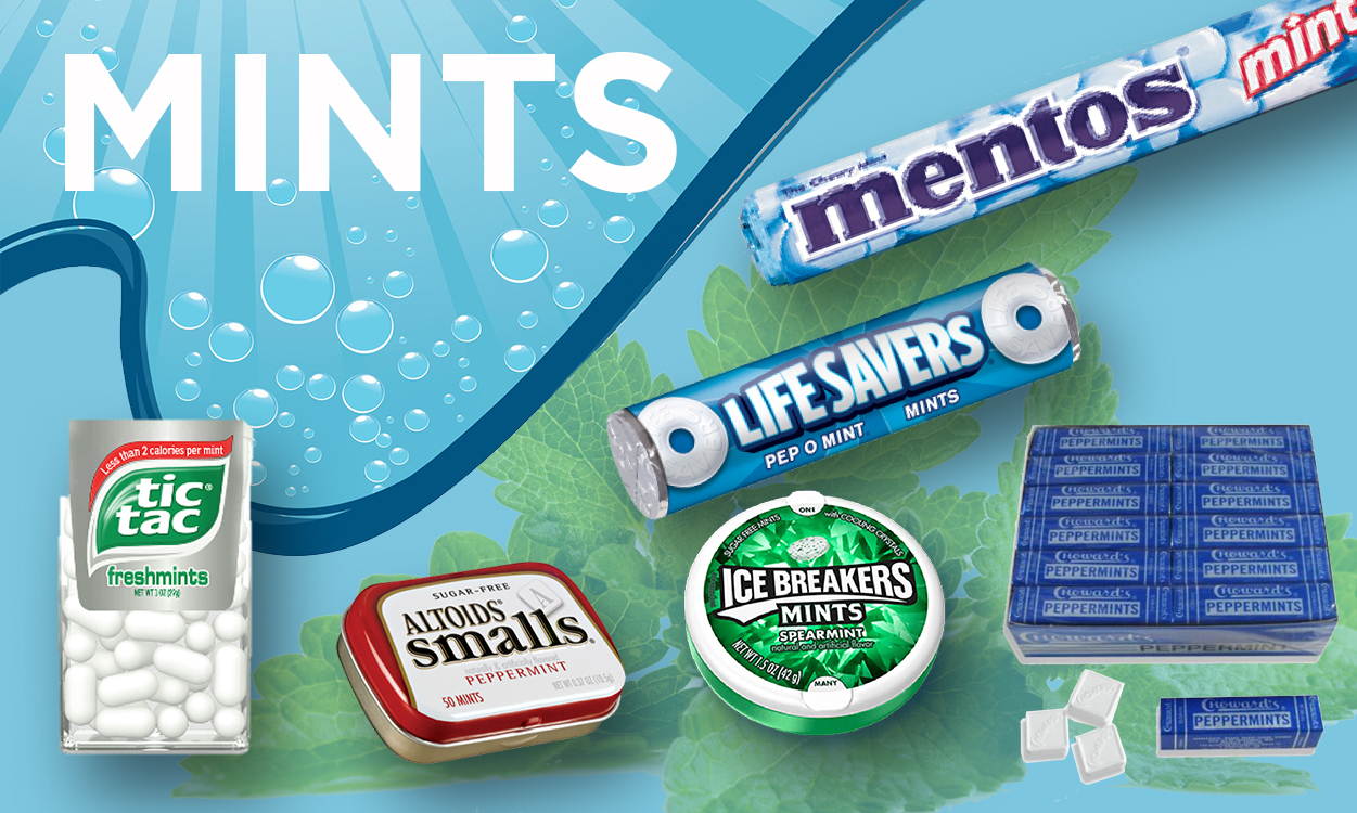 Mints By Brands
