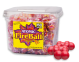 Atomic Fire Ball Cinnamon Flavored Candy (Jar of 150 Pieces) Buy It at www.UsaCandyWholesale.Com
