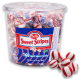 Bobs Soft Mint Ball (Jar of 160 Pieces) Buy It at www.UsaCandyWholesale.Com