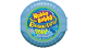 Hubba Bubba Bubble Tape Sour Blue Raspberry Flavor (Box of 12 Pieces)