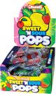 Charms Sweet & Sour Assorted Flavors (Box of 48 Pops) Buy It at www.UsaCandyWholesale.Com