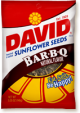 David Sunflower Seeds BBQ Flavor 1.5 (Box of 12 Packs) Buy It at www.UsaCandyWholesale.Com