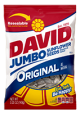David Sunflower Seeds Original 5 oz (Box of 12 Packs) Buy It at www.UsaCandyWholesale.Com