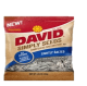 David Sunflower Seeds Lightly Salted 4.25 oz (Box of 12 Packs) Buy It at www.UsaCandyWholesale.Com