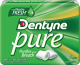 Dentyne Pure Gum Mint with Melon Accents Flavor (Box of 10 Packs) Buy It at www.UsaCandyWholesale.Com