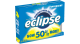 Eclipse Gum Peppermint Flavor (Box of 8 Packs) Buy It at www.UsaCandyWholesale.Com