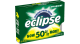 Eclipse Gum Spearmint Flavor (Box of 8 Packs) Buy It at www.UsaCandyWholesale.Com