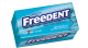 Freedent Gum Spearmint Flavor (Box of 12 Packs) Buy It at www.UsaCandyWholesale.Com