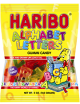 Haribo Alphabet Letter 5 oz (Box of 12 Packs) Buy It at www.UsaCandyWholesale.Com