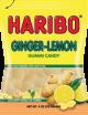 Haribo Ginger Lemon 5 oz (Box of 12 Packs) Buy It at www.UsaCanndyWholesale.Com