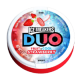 Ice Breakers Duo Mints Strawberry  1.3 oz (Box of 8 Packs) Buy It at www.UsaCandyWholesale.Com