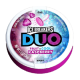Ice Breakers Duo Mints Raspberry 1.3 oz (Box of 8 Packs) Buy It at www.UsaCandyWholesale.Com