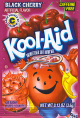 Kool aid Black Cherry Flavor (Box of 48 Packs) Buy It at www.UsaCandyWholesale.Com
