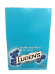 Luden's Blue Raspberry (Box of 12 Packs) Buy It at www.UsaCandyWholesale.Com