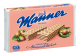 Manner Wafers Cookies Neapolitaner Flavor 2.54 oz (Box of 12 Packs) Buy It at www.UsaCandyWholesale.Com