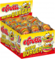 Mini Burger Gummi Candy (Box of 60 Pieces) Buy It at www.UsaCandyWholesale.Com