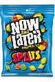 Now and Later Splits Mixed Fruit Chews Peg 4 oz (Box of 12) at UsaCandyWholesale.Com