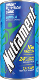 Nutrament Vanilla Flavor 12 oz (Box of 12 Cans) Buy it at UsaCandyWholesale.Com
