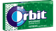 Orbit Gum Spearmint Flavor (Box of 12 Packs) Buy It at www.UsaCandyWholesale.Com