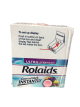 Rolaids Ultra Strength Assorted Fruits (Box of 12 Rolls) Buy It at www.UsaCandyWholesale.Com