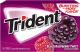 Trident Gum Black Raspberry Twist (Box of 12 Packs) Buy It at www.UsaCandyWholesale.Com