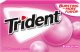 Trident Bubble Gum Flavor (Box of 12 Packs) Buy It at www.UsacandyWholesale.Com
