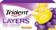 Trident Layers Gum Grape + Lemonade Flavor (Box of 12 Packs) Buy It at www.UsaCandyWholesale.Com