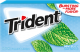 Trident Gum Mint Bliss Flavor (Box of 12 Packs) Buy It at www.UsaCandyWholesale.Com