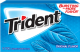 Trident Gum Original Peppermint Flavor (Box of 12 Packs) Buy It at www.UsaCandyWholesale.Com