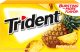 Trident Gum Pineapple Twist (Box of 12 Packs) Buy It at www.UsaCandyWholesale.Com