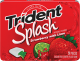Trident Splash Gum Strawberry with Lime Flavor (Box of 10 Packs) Buy It at www.UsaCandyWholesale.Com