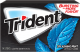 Trident Gum Splashing Mint Flavor (Box of 12 Packs) Buy It at www.UsaCandyWholesale.Com
