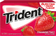 Trident Gum Strawberry Twist Flavor (Box of 12 Packs) Buy It at www.UsaCandyWholesale.Com
