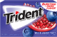 Trident Gum Wild Blueberry Twist Flavor (Box of 12 Packs) Buy It at www.UsaCandyWholesale.Com