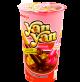 Meiji Yan Yan Chocolate & Strawberry Dip 1.2 oz (Box of 10 Pieces) Buy It at www.UsaCandyWholesale.Com